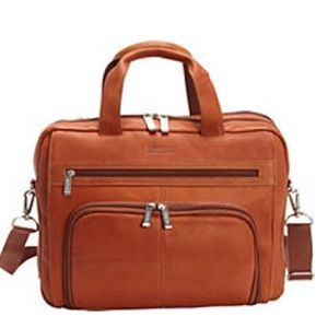 Kenneth Cole Reaction Bags - Kenneth Cole Reaction Leather Briefcase.